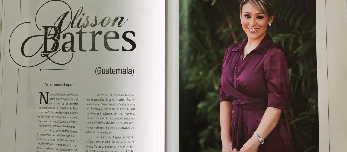 Los 15 líderes más influyentes de la Industria de Reuniones en Latinoamérica