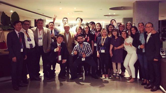 Encuentro Empresarial Corea - Centro América